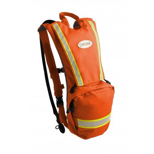 Camelbak Ambush 3L Hi-Vis Orange Hydration Pack
