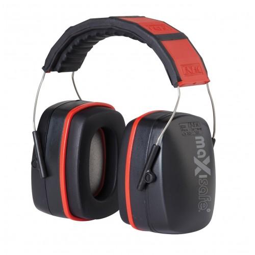 MaxiSafe Red 3004 Earmuff