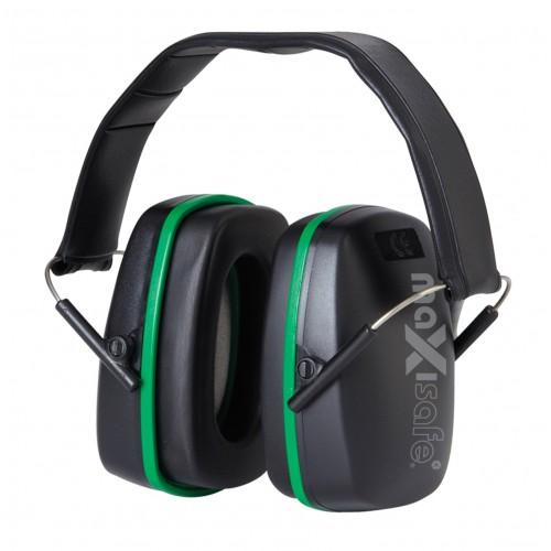 MaxiSafe Green Folding style 3007 Earmuff