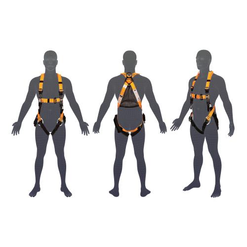 LINQ Tactician Riggers Harness - Standard