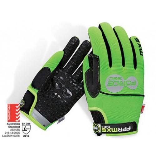 Force360 FPR MX5 Mechanics Cut 5 Gloves