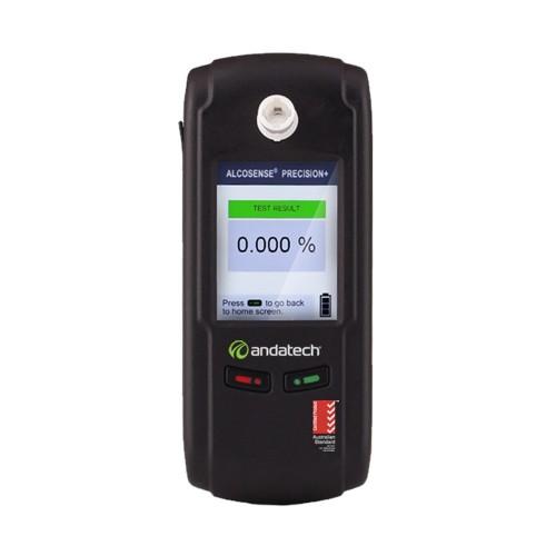 Andatech Precision+ Breathalyser