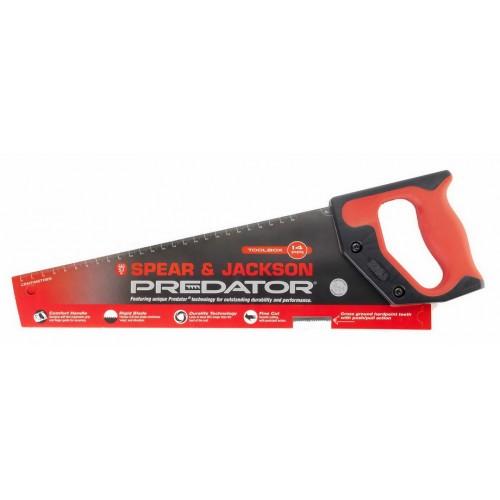 "Spear & Jackson Saw - Toolbox - Hardpoint - 350mm - 14"""