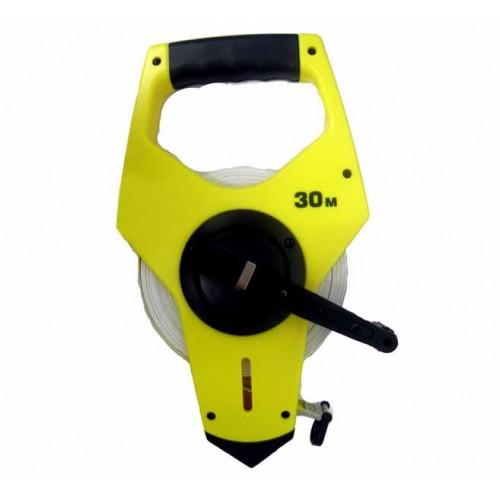 Spear & Jackson Tape - Measure - Speeder Type - 30 Metre - 3X Geared Rewind