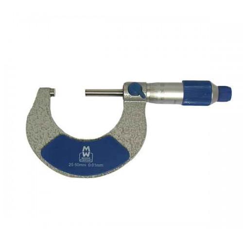 "Moore & Wright Micrometer External Carbide  3-4"""