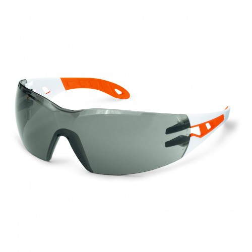 Uvex Narrow Pheos Supravision HC/AF Safety Glasses