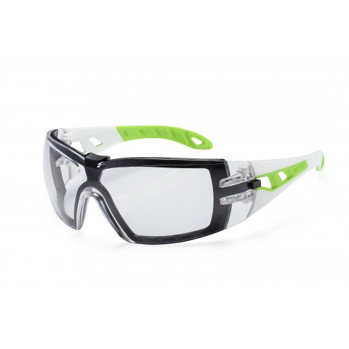 Uvex Narrow Pheos Guard Supravision HC/AF Safety Glasses