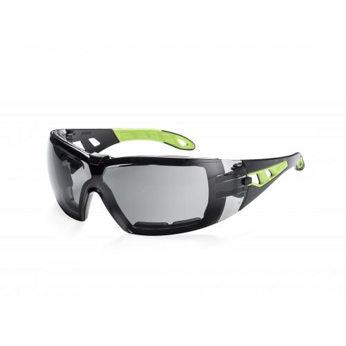 Uvex Pheos Guard Supravision HC/AF Safety Glasses