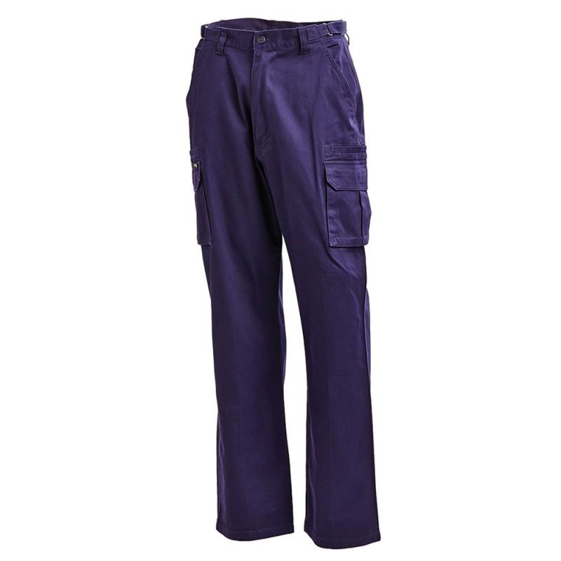 Workit Cotton Drill Multi Pocket Cargo Pants