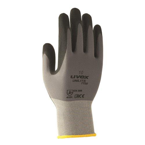UVEX Unilite 7700 Nitrile PU Foam Gloves