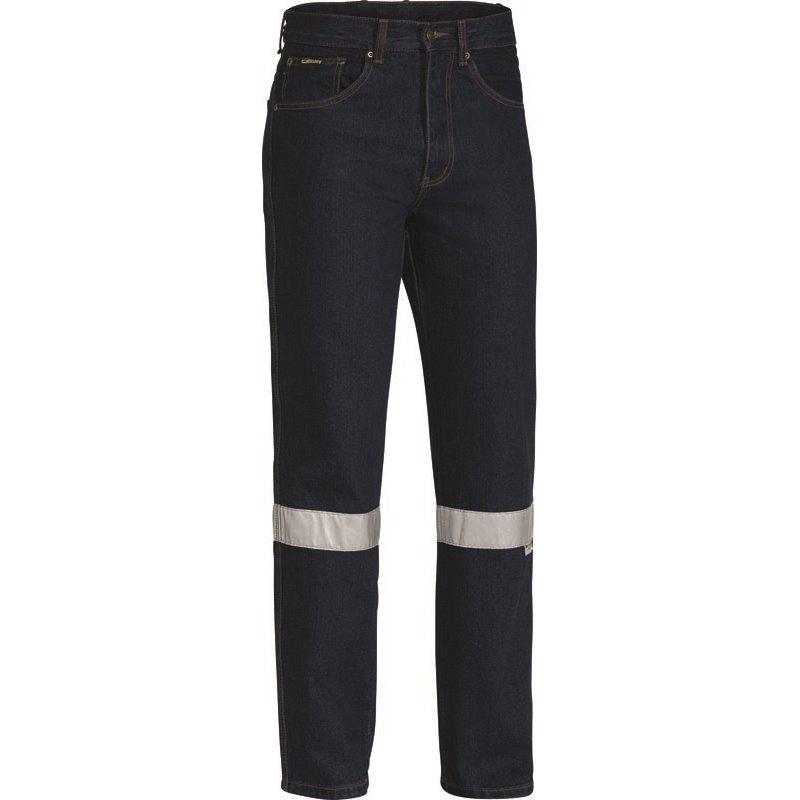 Bisley 3M Taped Rough Rider Denim Jean