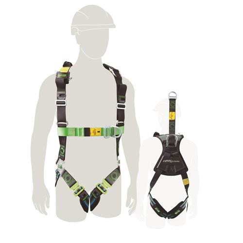 Miller Revolution Vest Style M/L Harness