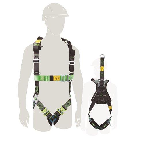 Miller Revolution Vest Tyle M/L Harness