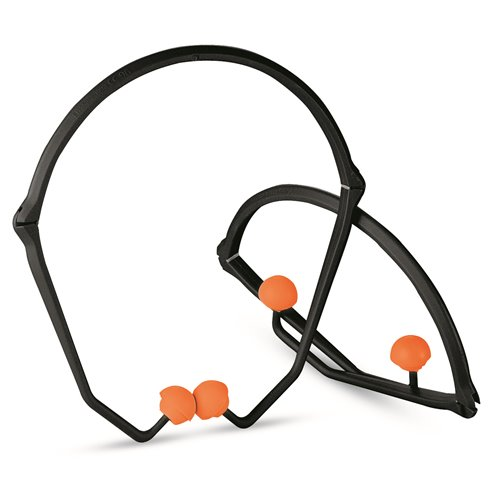 Howard Leight Banded Semi-Aural 1000276 Resealable Bag Earplug - Box 1