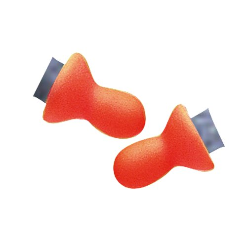 Howard Leight Replacement foam QB1 QB100HYG Individual Poly Bag Earplug - Box 50