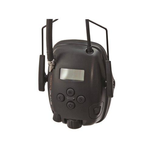 Honeywell SYNC Electro FM cap mounted earmuff Earmuffs