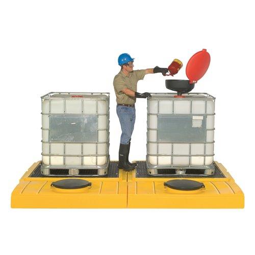 Pratt  Modular IBC Spill Pallet (2-tank indoor)
