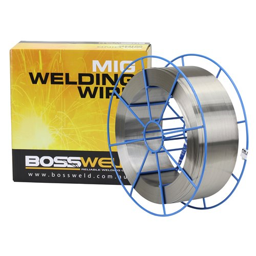 Bossweld Duplex 2209 x 0.9mm x 15 kg