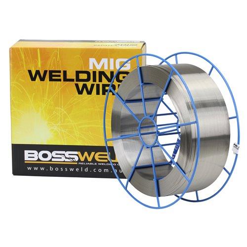 Bossweld Duplex 2209 x 1.2mm x 15 kg