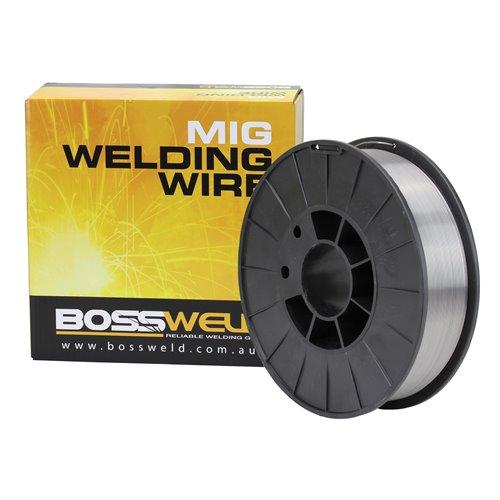 Bossweld Gasless GS MIG x 0.8mm x 4.5 kg