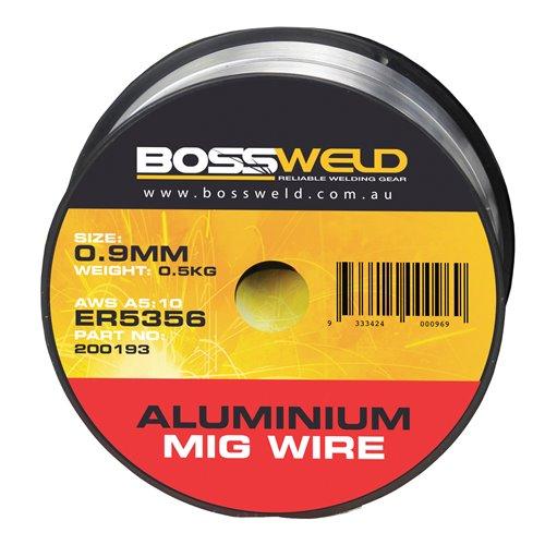 Bossweld 5356 x 2.4mm x 0.5 kg