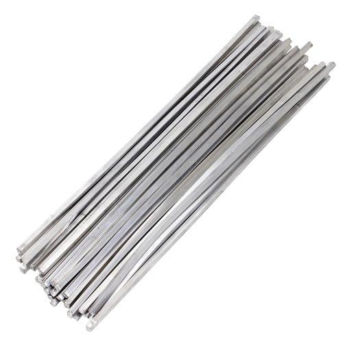 Bossweld Galvanising Bar x 6.3mm x 5 kg