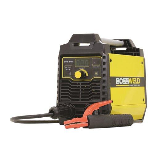 Bossweld Evo 140A Digital Inverter Welder 240V x 10A