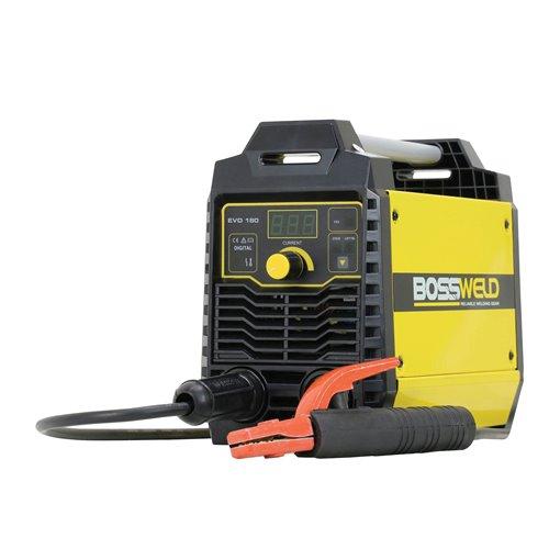 Bossweld Evo 180A Digital Inverter Welder 240V x 15A