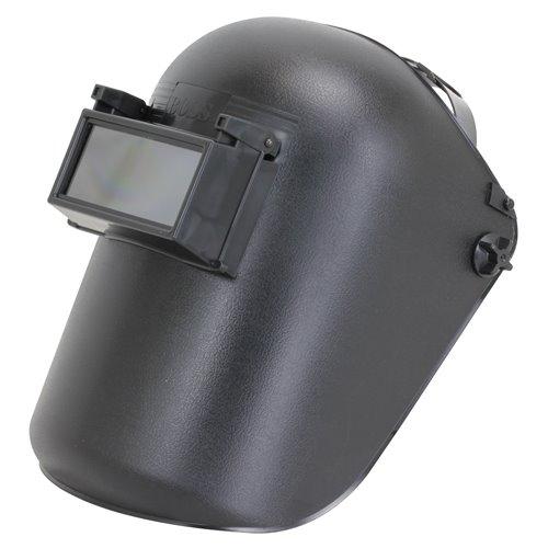 Bossweld Black Lift Front Helmet