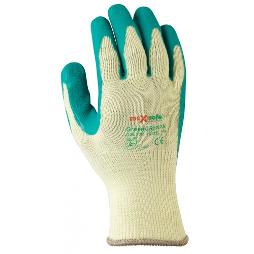 MaxiSafe Green Grippa Glove