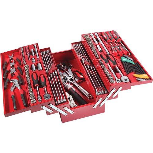 Sidchrome MET/AF 136pc Tool Set