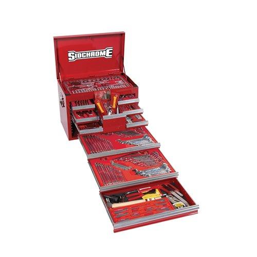 Sidchrome MET/AF 364pc Tool Kit
