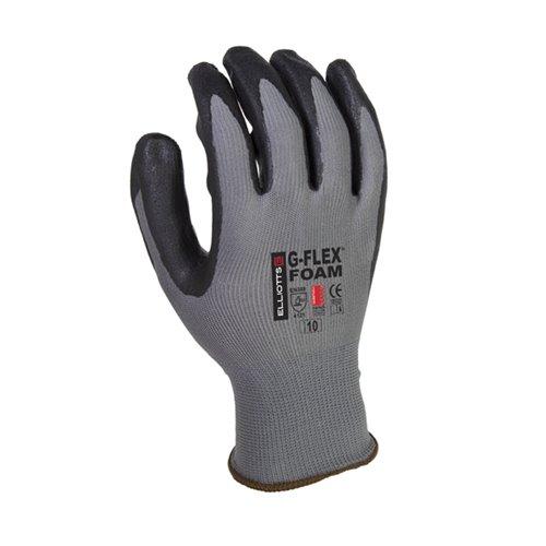Elliotts G-Flex Foam Nitrile Technical Safety Glove