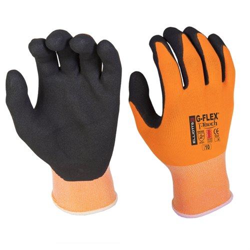 Elliotts G-Flex T-Touch Hi-Vis Technical Safety Glove