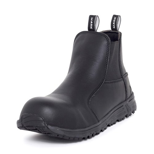 Mack Tuned Slip On Safety Shoes