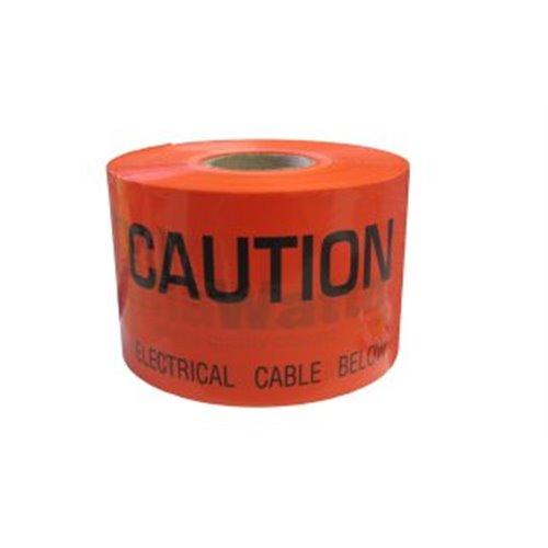 Wattmaster 150mm x 500m Underground Caution PVC Tape