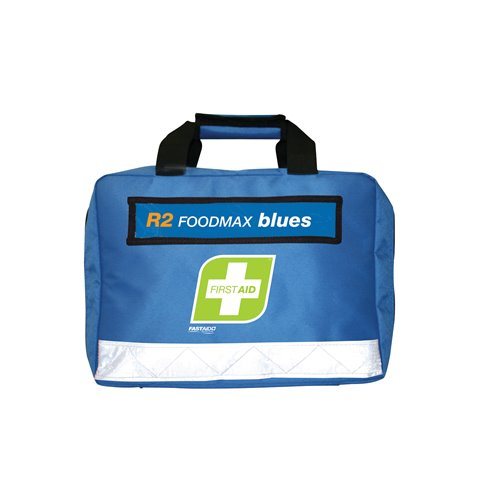 FastAid R2 Series Foodmax Blues Kit Soft Pack First Aid Kit