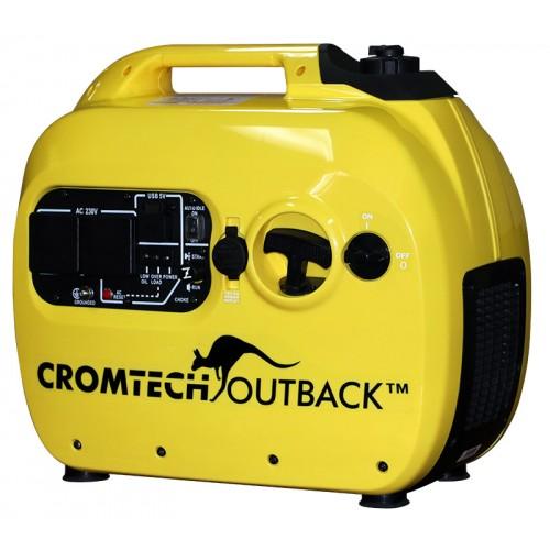 Commelins Cromtech 2.4kw Leisure Petrol Generator