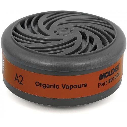 Moldex A2 Organic Vapours Cartridge