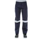 Workit Ladies Cotton Drill Multi Pocket Cargo Pants